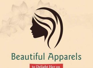 Beautiful Apparels to Delight Her