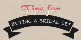 Tips for Buying a Bridal Set