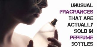 Unusual Fragrances That are Actually sold in Perfume Bottles