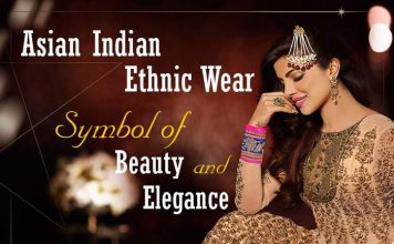 Asian Indian Ethnic Wear