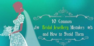 10 Common Bridal Jewellery Mistakes You Should Avoid