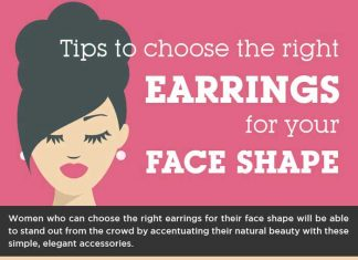 Tips to Choose the Right Earrings for Your Face Shape