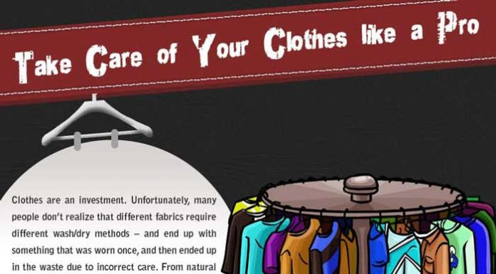 Take Care of Your Clothes Like a PRO