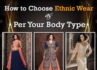 How to Choose Ethnic Wear as Per Your Body Type