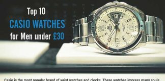 Top-10-Casio-Watches-for-Men-under-30