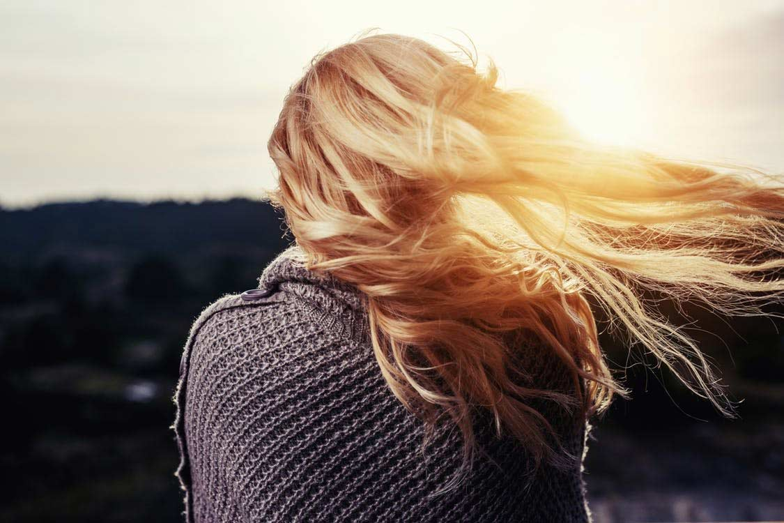 9 Excellent tips to get beautiful hair with things ...