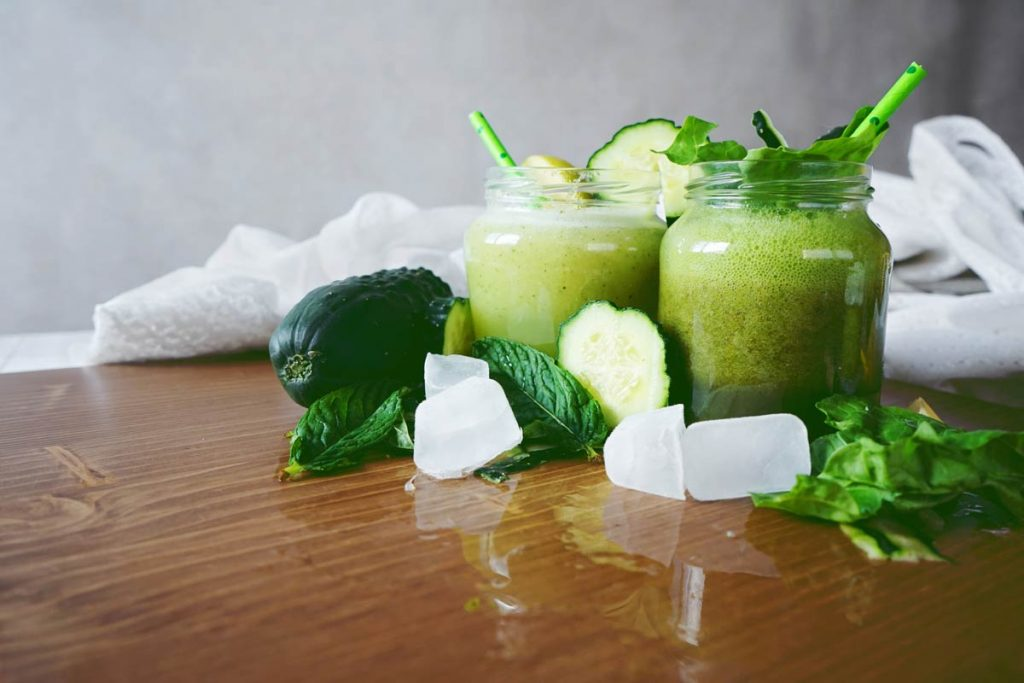 detoxification and beauty benefits of cucumber juice